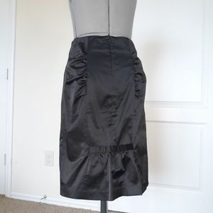 Chic Black Pencil Skirt F21